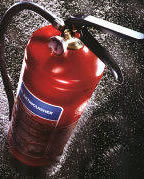 Powder Fire Extinguisher Sales